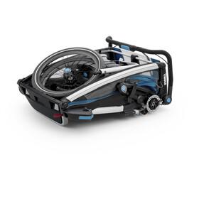 Thule Chariot Sport 2 Remolques, thule blue/black